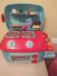 Кухня Печка барбекю ELC со звуком и светом