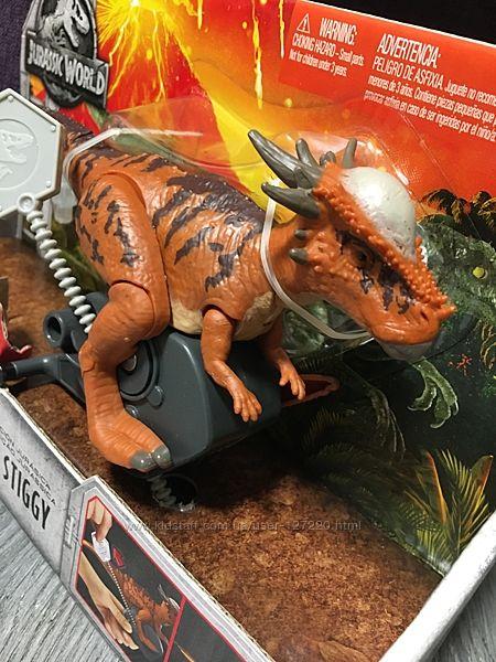 Заводной динозавр, оригинал США
