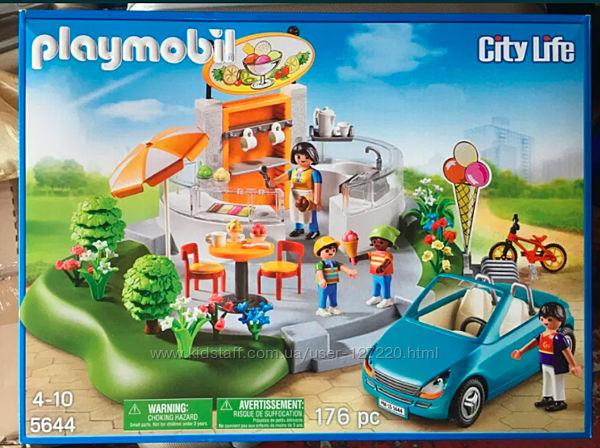 Playmobil 5644 большой набор Фабрика Мороженого