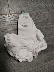 Набор носков 5 пар белые Primark