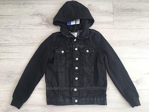 Стильная джинсовая куртка pepperts