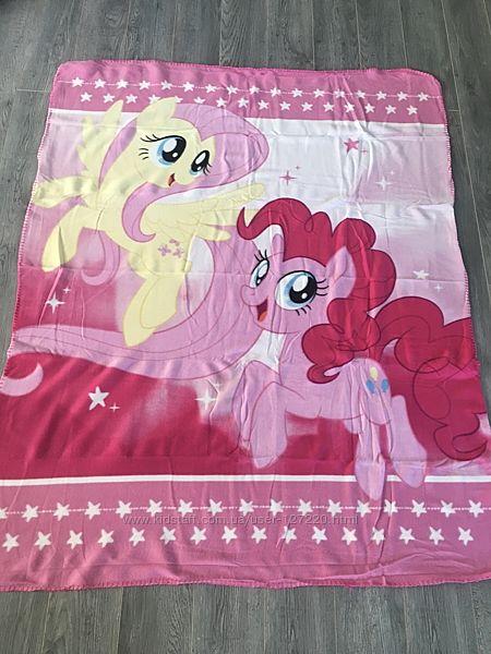 My little pony by lidl испания флисовый плед принт май литл пони