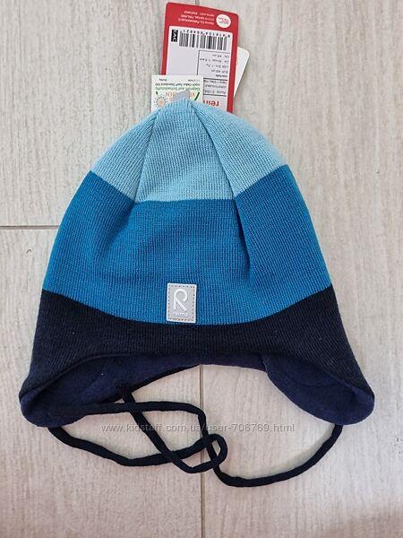 Зимняя шерстяная шапка reima Auva 48 р.