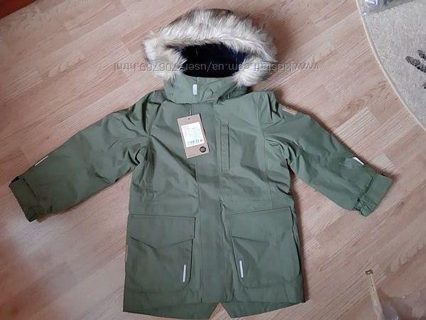 Зимняя куртка парка Reima tec NAAPURI 116, 146, 158, 164 р