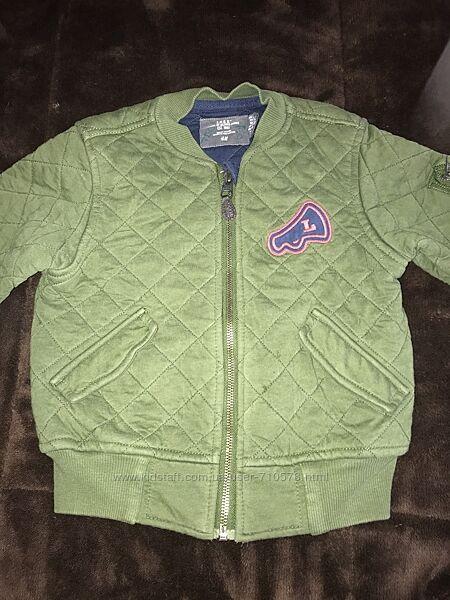 Куртка демисезонная бомбер H&M