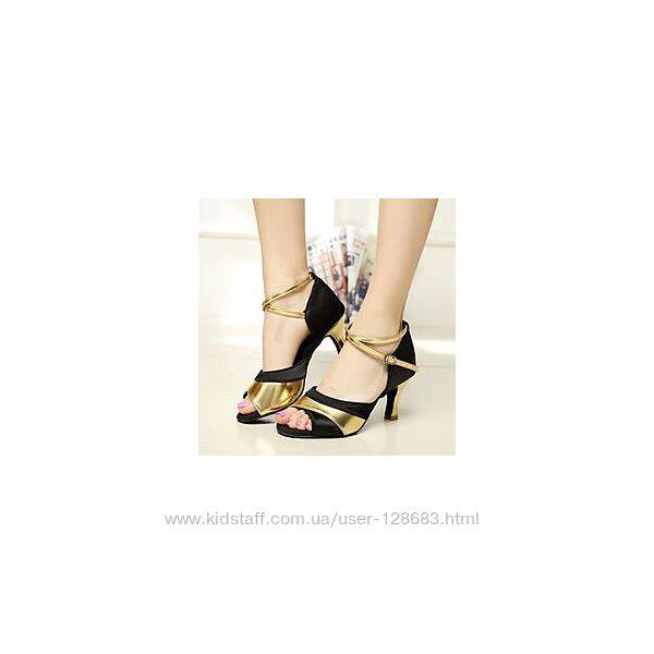Туфли танцевалные р. 36-37