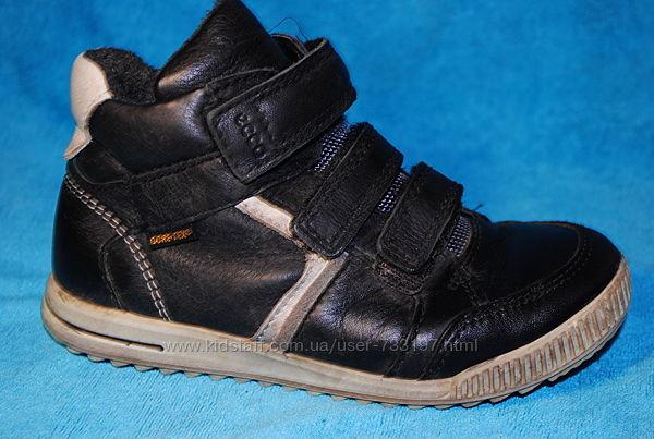 ecco деми ботинки 31 размер