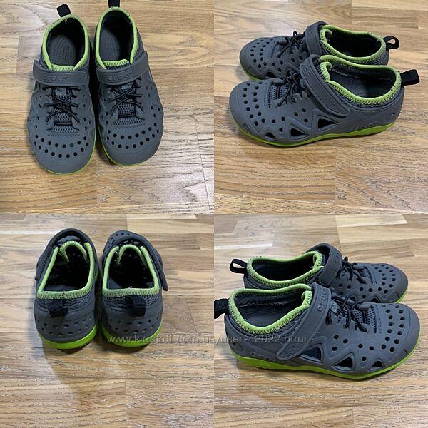 Кроссовки Crocs оригинал 13 размер