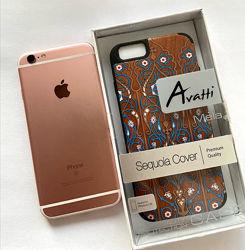 IPhone 6S 64gb Rose Gold r-sim для ребенка идеально