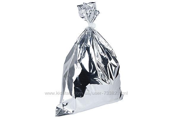 Металлизированный пакет термопакет 26на35 для курицы-гриль