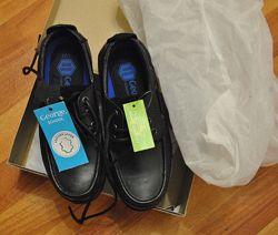 Школьные туфли р. 33 Натуральная кожа Англия