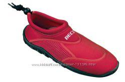 Тапочки для серфинга и плавания BECO р. 36, 37, 38, 39, 40 женские аквашузы