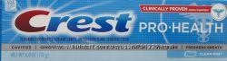 Зубная паста CREST Pro-Healh Clean Mint