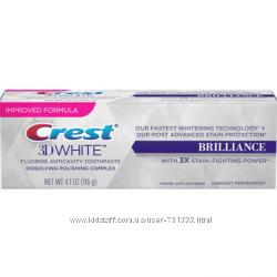 Зубная паста CREST Crest 3D White Brilliance 116гр