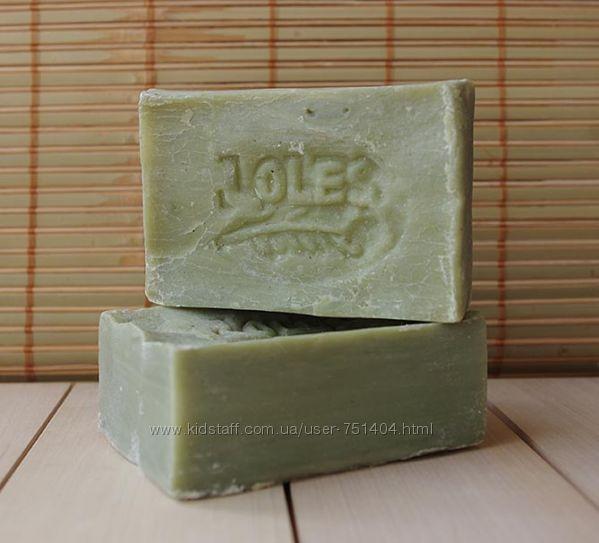 Универсальное оливковое мыло для всей семьи Loles. Турция