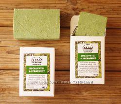 Оливковое мыло с тростниковым сахаром WorkShop. Греция 1