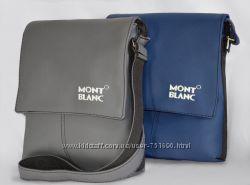 Мужские сумки Alex, вышивка брендовых логотипов