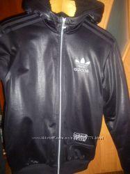 Олимпийка утепленная Adidas 42-44 размер