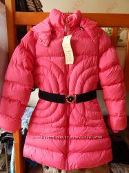 Куртка-пальто на девочку 9-11 лет. Польша.