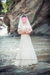 Продам весільне плаття неймовірно красиве та ніжне