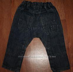 Стильные джинсики-голифе Matalan 12-18 мес.