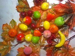 Продам фрукты для декора