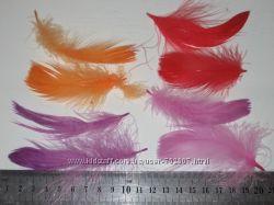 Продам декоративные перья