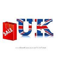 Магазины Англии, Zara, H&M,