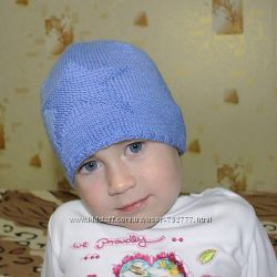Детская шапочка демисезонная шапка для мальчика