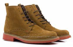 Мужские ботинки нат. замша, Oceania, Испания, р. 42