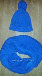Комплект женский Некст шапка и снуд
