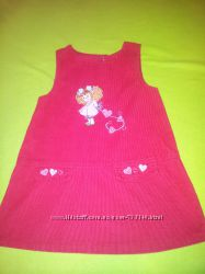 Детское платье-сарафан