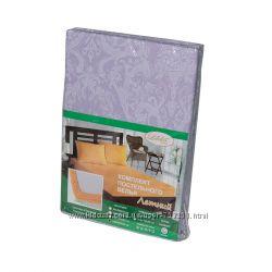 Комплект постельного белья двуспальный Leleka-Textile Летний