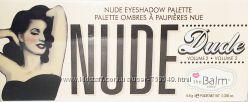 тени для век the Balm Nude Dude