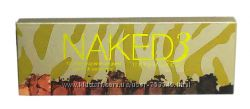 Naked3 набор помад и блесков