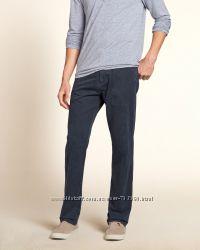 Мужские брюки, джинсы Hollister chinos, размер 3332