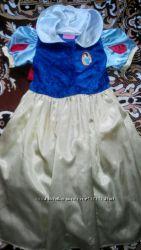 Платье Белоснежки