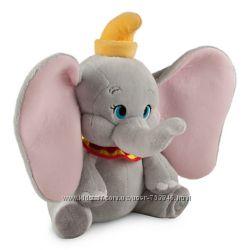 Мягкая игрушка слон Дамбо 35 см