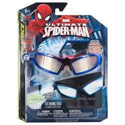 Человек паук  очки