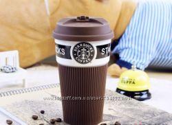 Кружка чашка Starbucks кофе