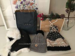 лот 3 шапки Cavalli Zara Fashion
