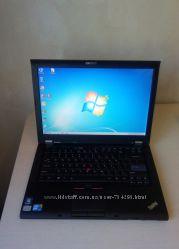 Lenovo ThinkPad T410 докстанция i5 4 Gb DDR3HDD  320 Гб