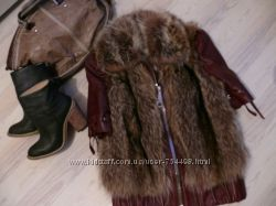 Курточка меховая