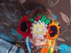 Веночки украинские ручной работы