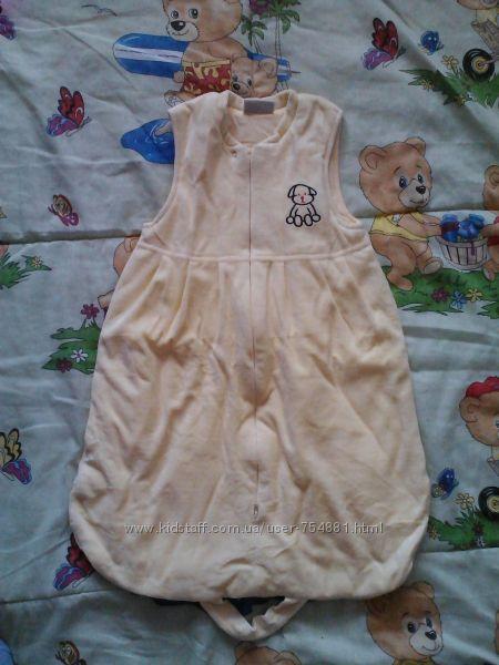 Продам спальный мешок для деток