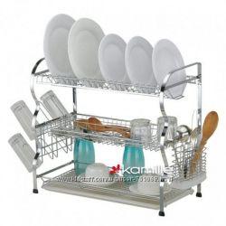 Сушилки для посуды  Подставка под чашки Kamille