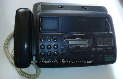 Телефон-факс Panasonic KX-TF21  подарок бумага для факса