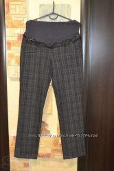 Фирменные штаны, брюки для беременных в идеальном состоянии Дешево