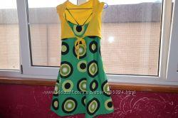 Очень симпатичное  летнее платье для беременных фирмы BABY жду Распродажа