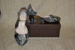 Элегантные босоножки туфли натуральная кожа Распродажа